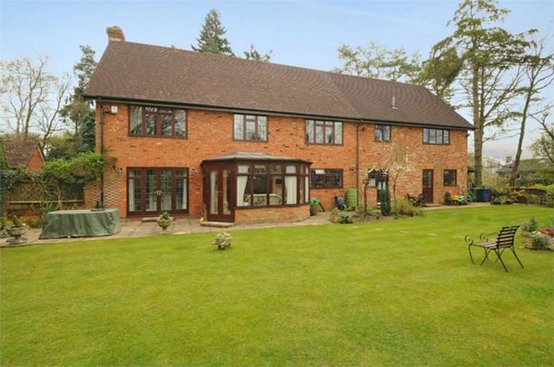 6 Bedrooms Detached House for sale in Woodbank Drive, CHALFONT ST GILES, Buckinghamshire, GB