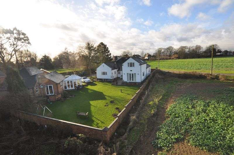 7 Bedrooms Detached House for sale in BURTON ROAD, MIDWAY, SWADLINCOTE