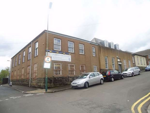 Land Commercial for sale in William Street, Gilfach, Bargoed, Caerphilly