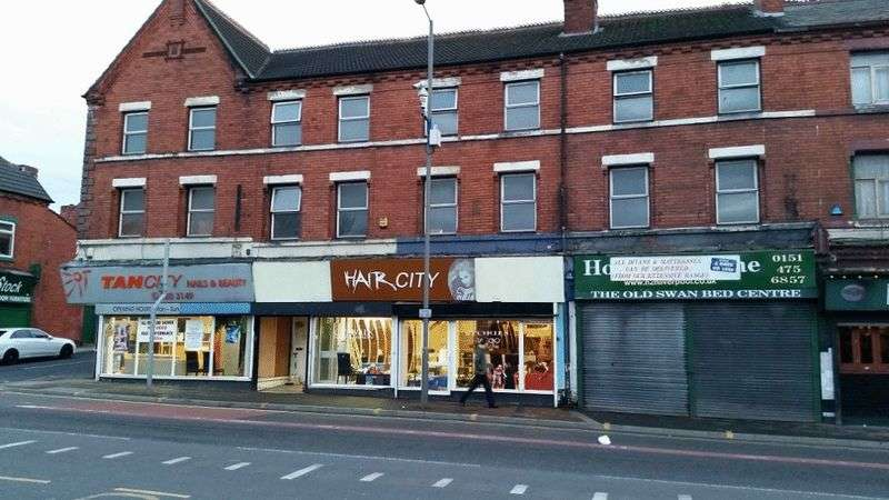 Property for sale in Prescot Road, Liverpool. Commercial investment 12% yield*