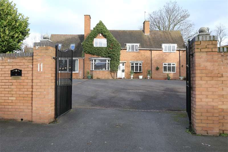 5 Bedrooms Detached House for sale in High Street, Wordsley