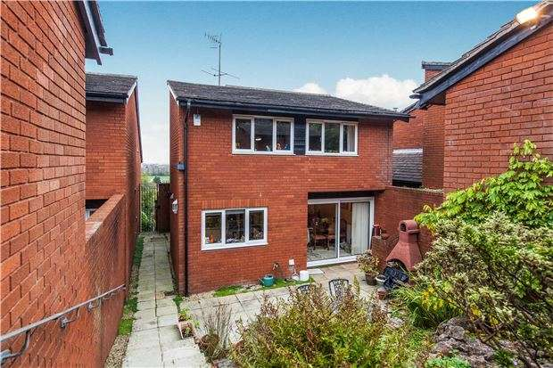 4 Bedrooms Detached House for sale in Rockwell Avenue, Blaise Estate, Bristol, BS11 0UF