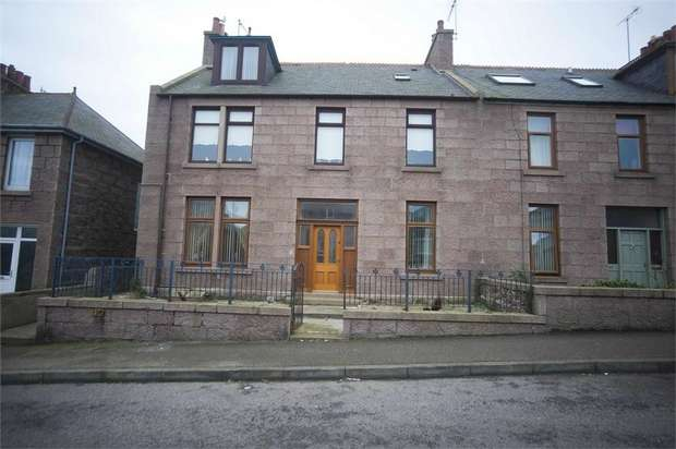 3 Bedrooms Flat for sale in Hope Street, Peterhead, Aberdeenshire