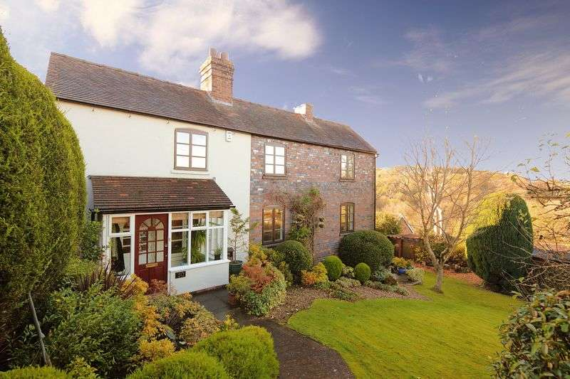 3 Bedrooms Cottage House for sale in Crews Park, Broseley Wood