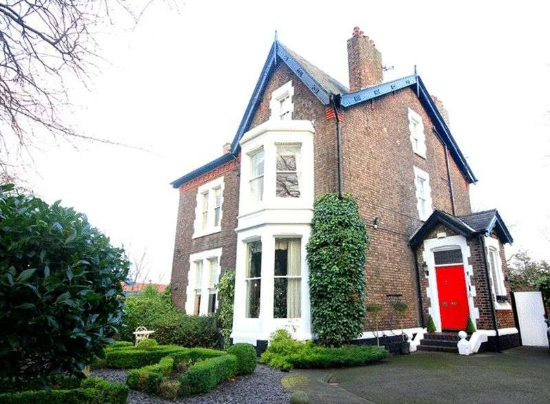 7 Bedrooms Detached House for sale in Sands Road, Mossley Hill, Liverpool, L18