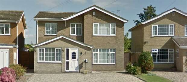 5 Bedrooms Detached House for sale in West End Road, Wyberton, Boston, Lincolnshire