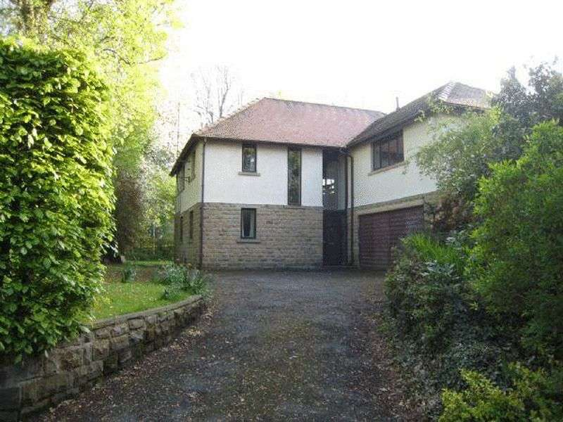 5 Bedrooms Detached House for sale in Old Park Road, Roundhay, Leeds