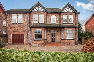 5 Bedrooms Detached House for sale in Brackley Road, Eccles, Manchester, Greater Manchester