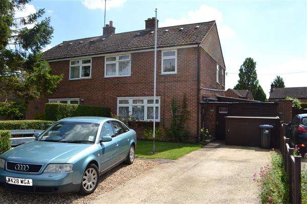 3 Bedrooms Semi Detached House for sale in Jenyns Close, Bottisham