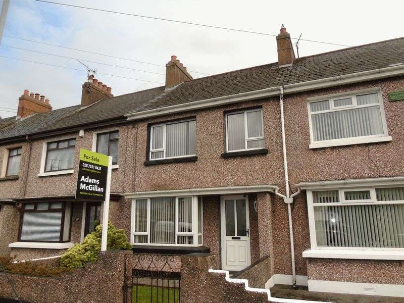 3 Bedrooms Terraced House for sale in Bushmills Road, Coleraine