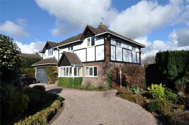 5 Bedrooms Detached House for sale in Mill Lane, Heswall, Wirral