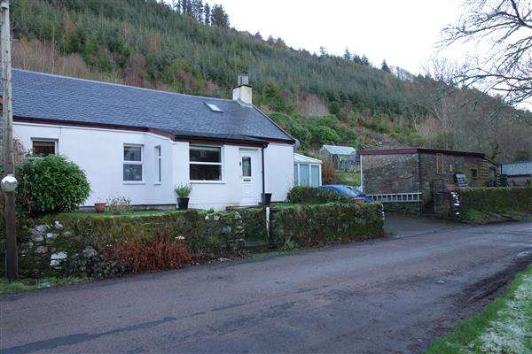 2 Bedrooms Semi Detached House for sale in Old Schoolhouse, Auchnasavil, Carradale