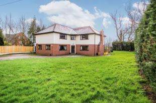 4 Bedrooms Detached House for sale in Sandy Lane, Hope, Wrexham, Flintshire, LL12