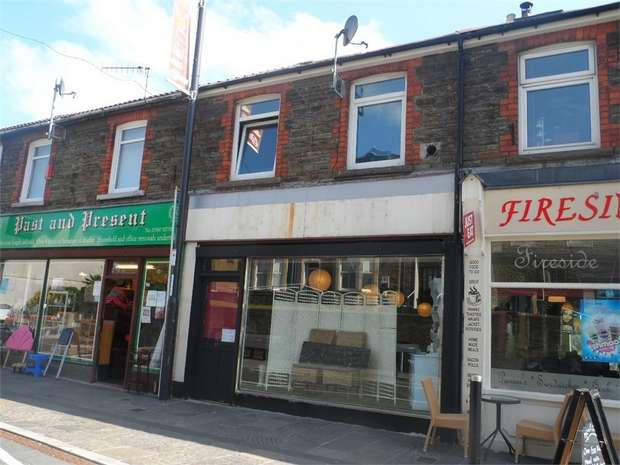 Commercial Property for sale in Hanbury Road, Bargoed, Caerphilly