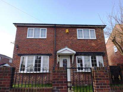 4 Bedrooms Detached House for sale in Aitken Road, Kilnhurst, Mexborough, South Yorkshire