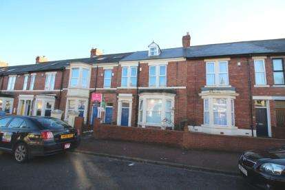 7 Bedrooms House for sale in Rothbury Terrace, Newcastle upon Tyne, Tyne and Wear, NE6