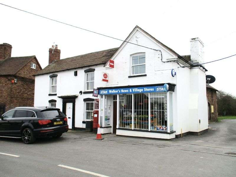 Property for sale in Well established freehold newsagents/post office