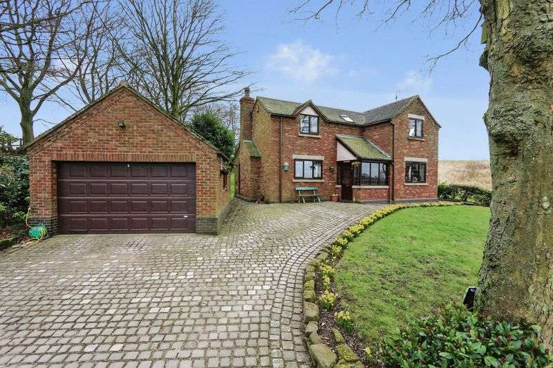 3 Bedrooms Detached House for sale in Bagnall Road, Bagnall