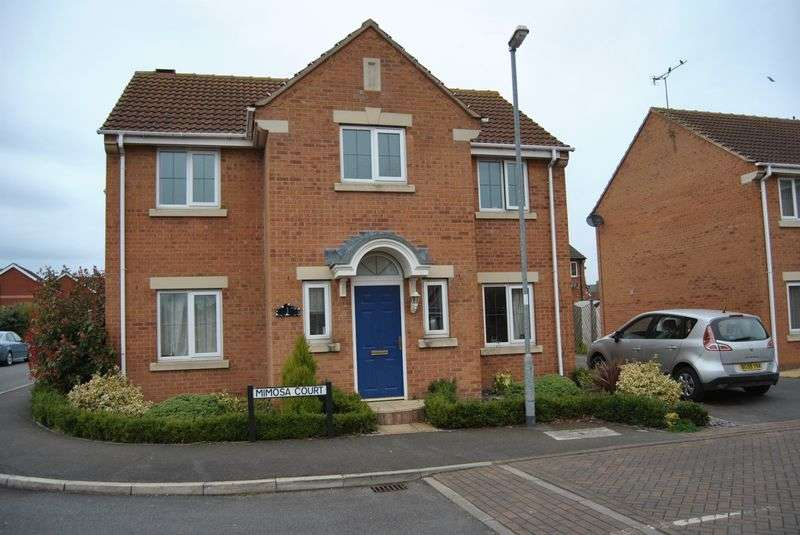 4 Bedrooms Detached House for sale in Mimosa Court, Scunthorpe