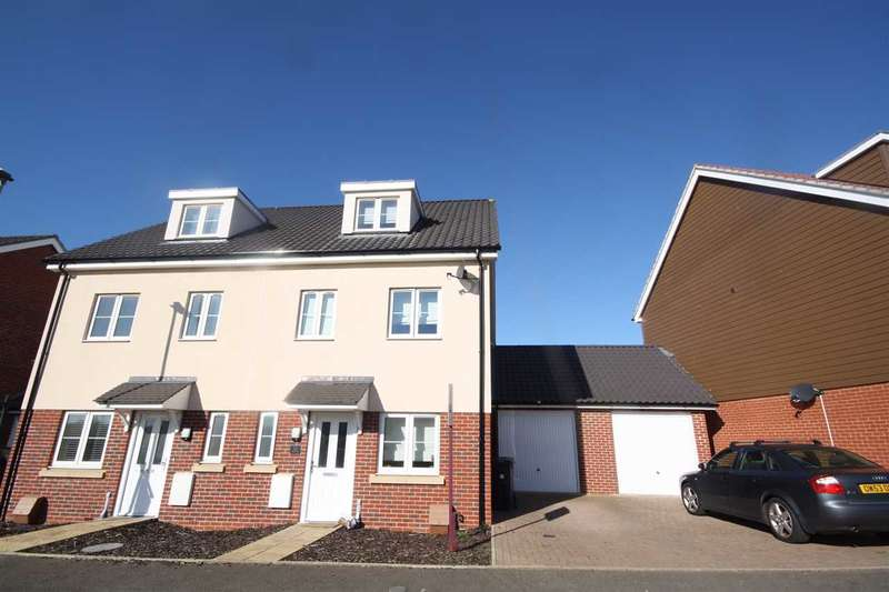 4 Bedrooms Town House for sale in Valley View Drive, Great Blakenham