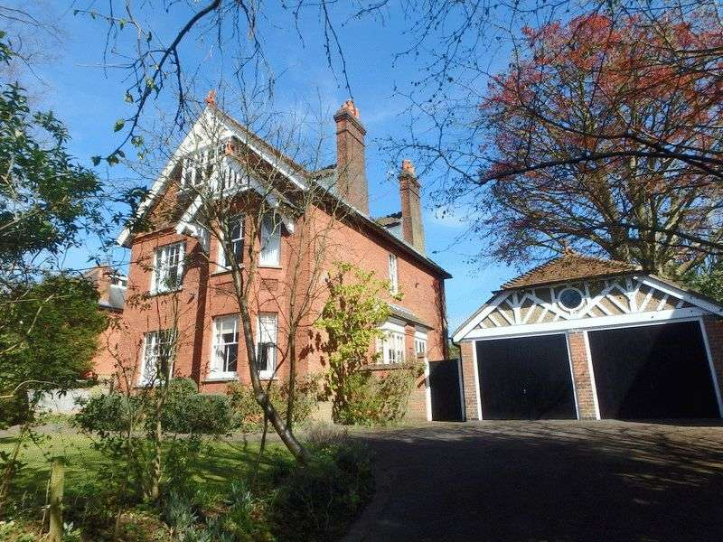 6 Bedrooms Detached House for sale in Haddonfield, St Martins Avenue, Epsom