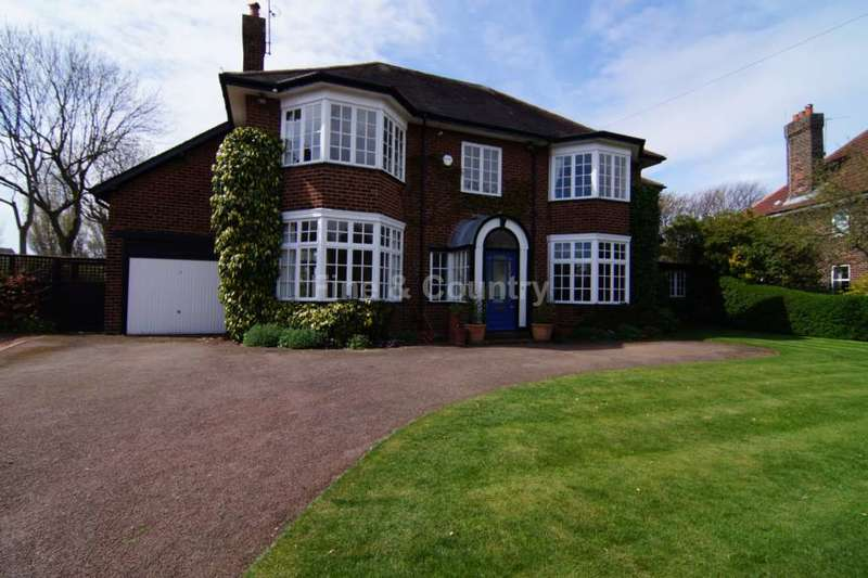 5 Bedrooms Detached House for sale in Dowhills Drive, Blundellsands