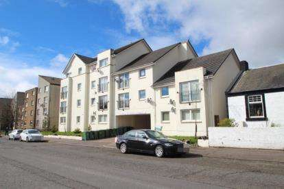 2 Bedrooms Flat for sale in Dean Street, Kilmarnock
