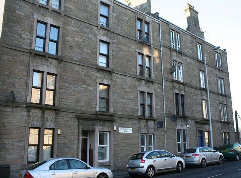 2 Bedrooms Flat for sale in G/R, 208 Strathmartine Road DD3 8DE