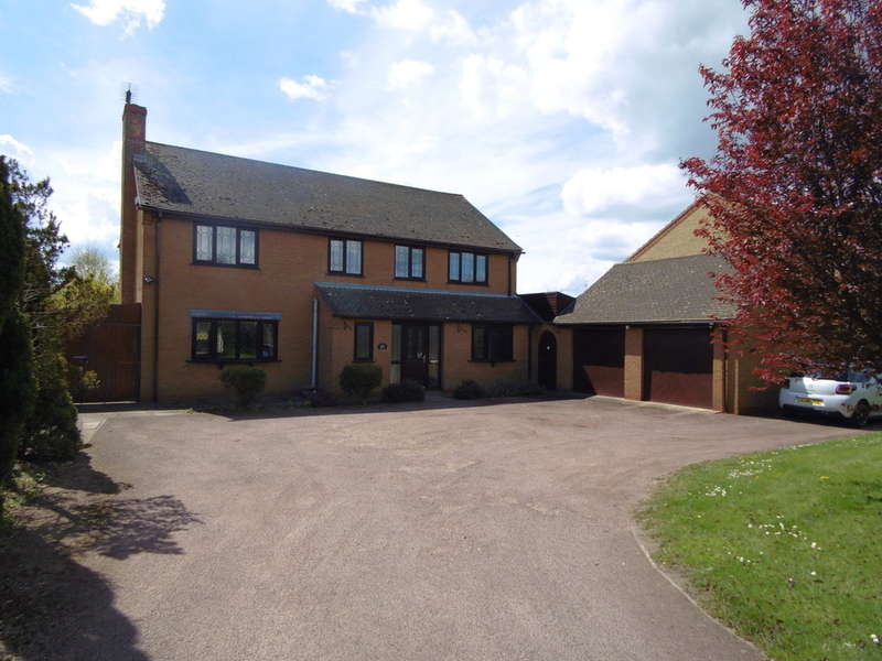 5 Bedrooms Detached House for sale in Stonald Road, Whittlesey, Peterborough, PE7 1QG