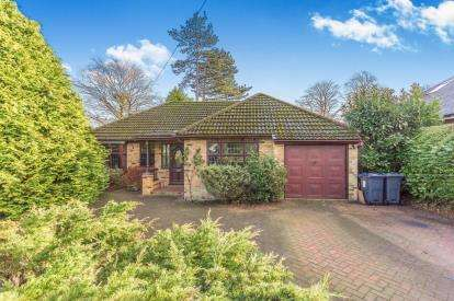 4 Bedrooms Detached House for sale in Greenland Road, Selly Park, Birmingham, West Midlands