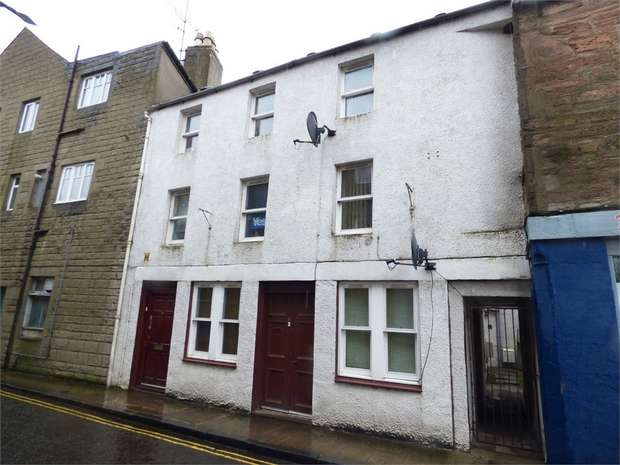 4 Bedrooms Flat for sale in Commercial Street, Coupar Angus, Blairgowrie, Perth and Kinross