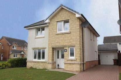 4 Bedrooms Detached House for sale in Parkmanor Green, Glasgow