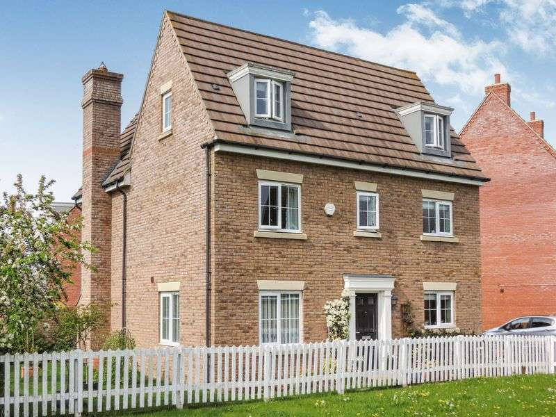6 Bedrooms Detached House for sale in Bourne
