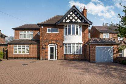 4 Bedrooms Detached House for sale in Bye Pass Road, Beeston, Nottingham
