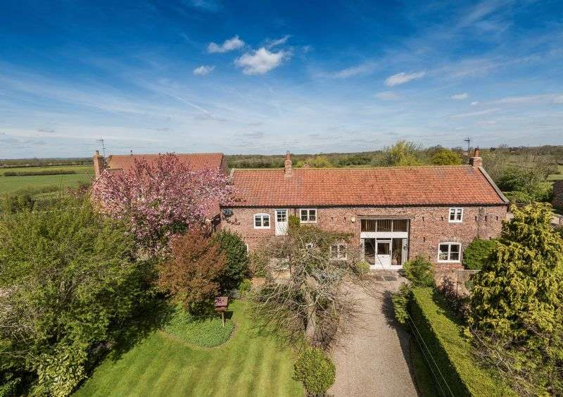 5 Bedrooms Property for sale in Rosemead Farm Moor Monkton York North Yorkshire YO26 8JA
