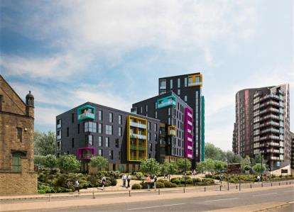 2 Bedrooms Flat for sale in X1 Aire, East Street, Leeds