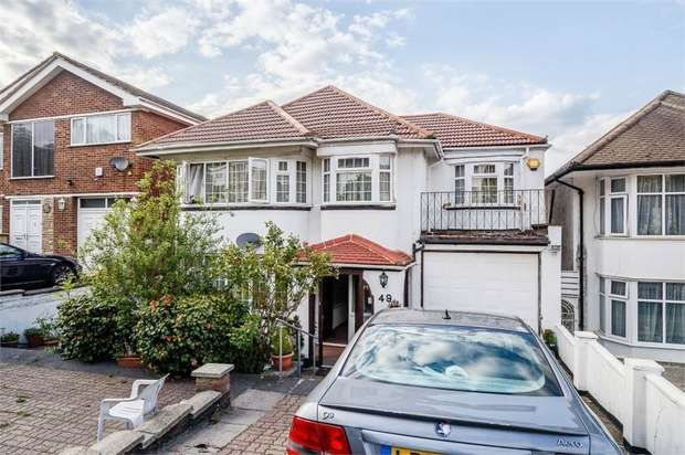 7 Bedrooms Detached House for sale in Sudbury Court Road, Harrow, Greater London