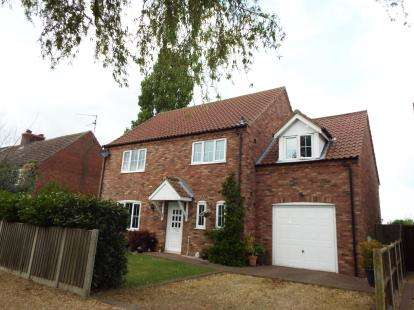 4 Bedrooms Detached House for sale in Terrington St. Clement, King's Lynn, Norfolk