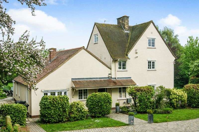 5 Bedrooms Detached House for sale in Church Lane, Long Bennington