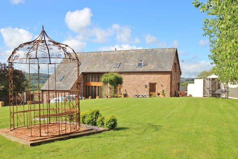 4 Bedrooms Equestrian Facility Character Property for sale in Marstow, Ross-On-Wye