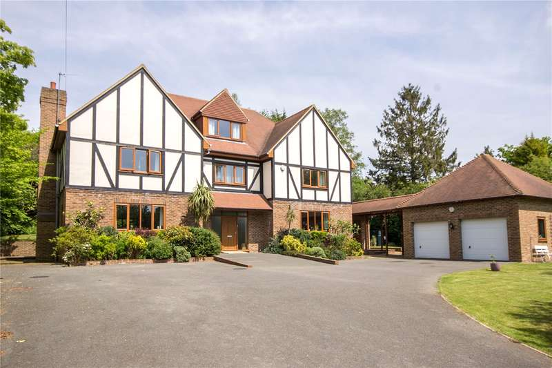 6 Bedrooms Detached House for sale in Forewood Lane, Crowhurst