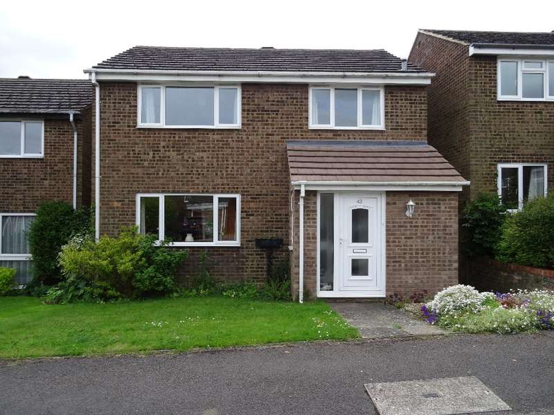 4 Bedrooms Detached House for sale in WEST SIDE RISE, OLNEY