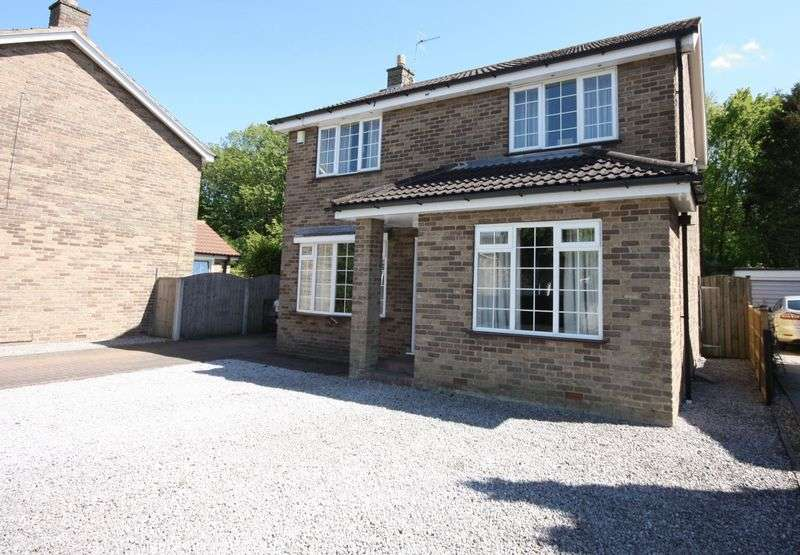 4 Bedrooms Detached House for sale in Willow Park Road, Wilberfoss
