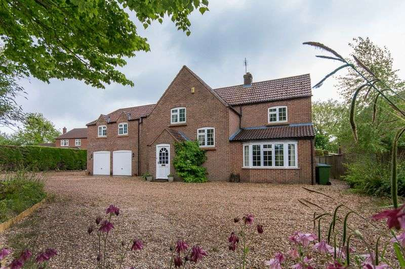 5 Bedrooms Detached House for sale in Church End, Wrangle