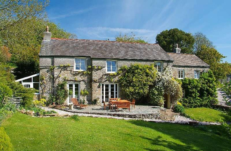 4 Bedrooms Detached House for sale in Lower Collaton Farmhouse, Collaton, Salcombe