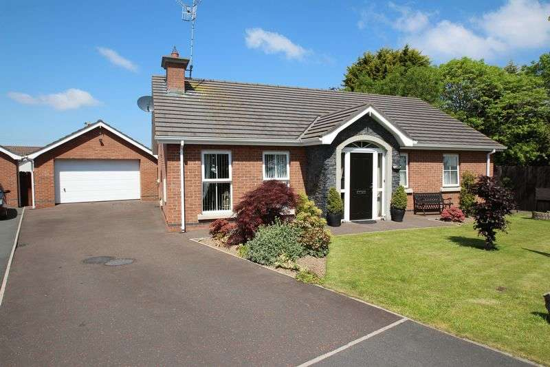 3 Bedrooms Detached Bungalow for sale in 14 Scarvagh Heights, Scarva
