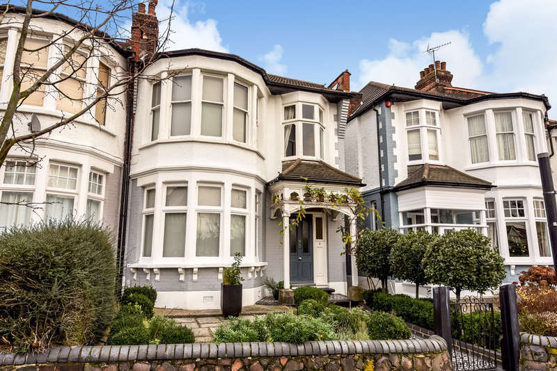 4 Bedrooms Terraced House for sale in Fox Lane, Palmers Green