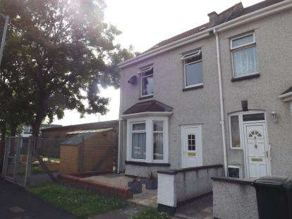 2 Bedrooms End Of Terrace House for sale in Catherine Street, Avonmouth, Bristol