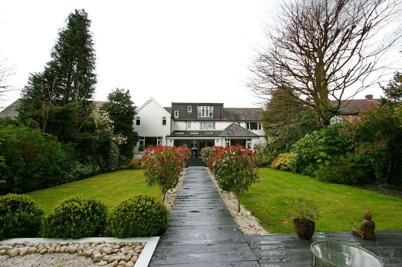 5 Bedrooms Detached House for sale in Sefton Drive Worsley Manchester