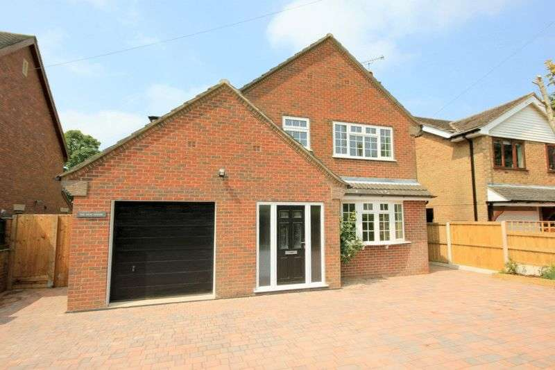 4 Bedrooms Detached House for sale in Leadendale Lane, Rough Close